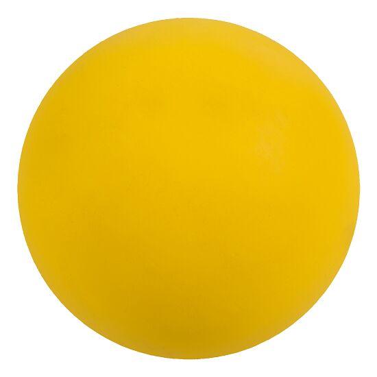 WV Gymnastikball Gymnastikball aus Gummi ø 16 cm, 320 g, Gelb