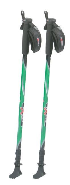 Bâtons de marche nordique télescopique Axess®