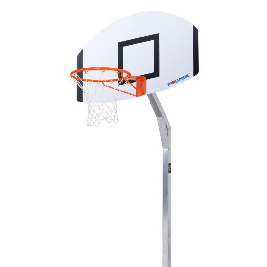 But de basket Sport-Thieme® « Jump » Avec déport 65 cm