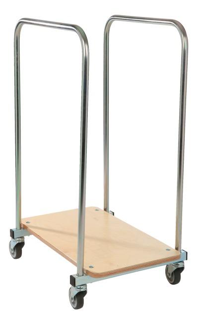 Chariot de transport pour tapis « Tatami »