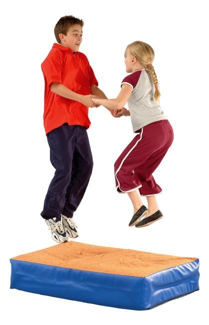 Coussin de saut Sport-Thieme® «Hopper » 116x76x25 cm