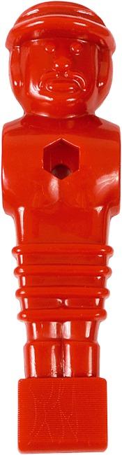 Fussball-Kickerfigur Rot