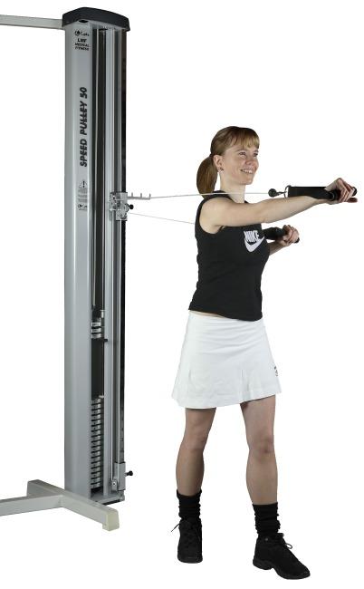 Lojer Doppelseilzug/ Explosionsapparat 50 kg