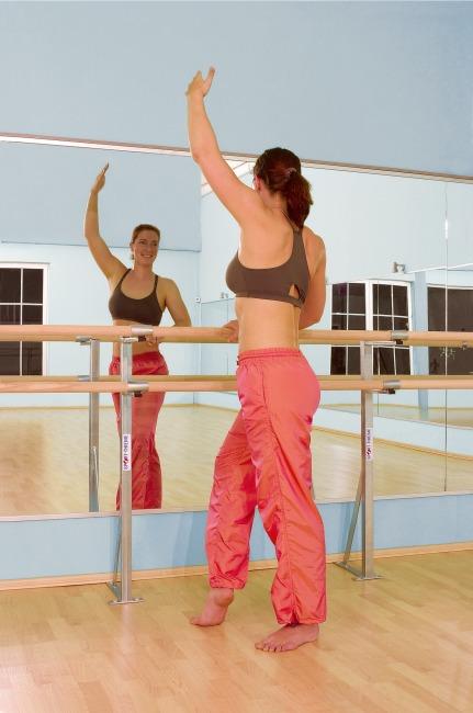Miroir léger 150x100 cm, Avec plaque arrière