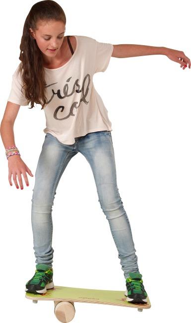 """Pedalo Balancebrett Rola-Bola """"Fun"""""""