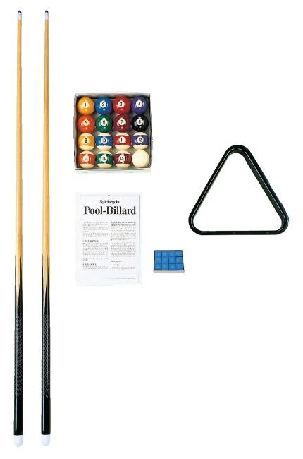 """Pool-Billard Set """"Standard"""""""