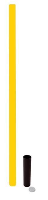 Poteau de délimitation Sport-Thieme® « Allround » Jaune