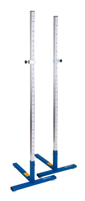 Poteaux de saut en hauteur Sport-Thieme « Club » 2 m