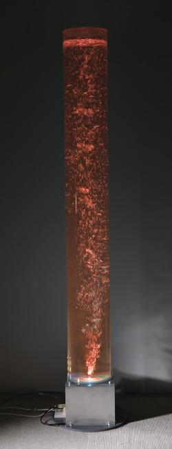Sport-Thieme Blasensäule  Einbauversion 150 cm hoch, ø 15 cm