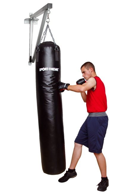"Sport-Thieme® Boxsack ""Studioline"" 120x35 cm, 35 kg"