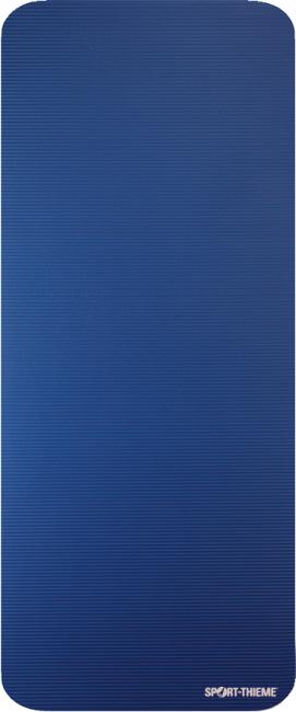 """Sport-Thieme® Gymnastikmatte """"Gym 15"""" Ohne Ösen, Blau"""