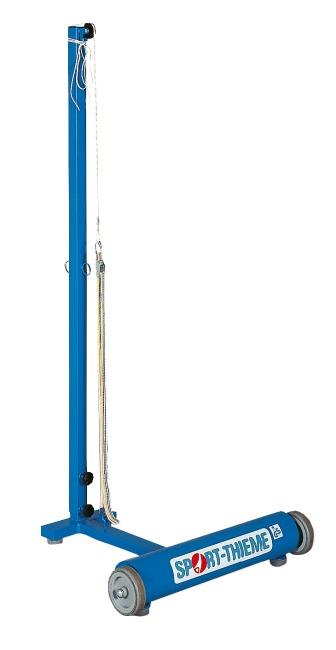 Sport-Thieme Poteaux de badminton Avec système de tension par courroie