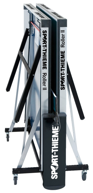 """Sport-Thieme® Tischtennisplatte """"Roller II"""" Grün"""