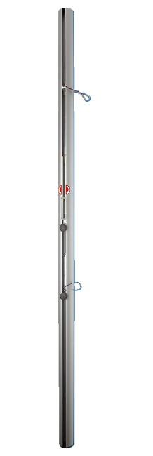 Sport-Thieme® Volleyball-Pfosten ø 105 mm