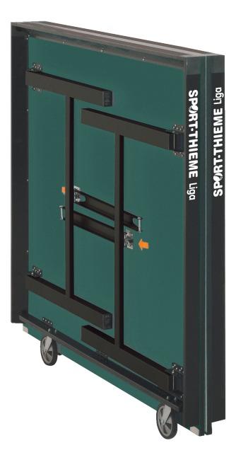 Table de tennis de table Sport-Thieme® Vert