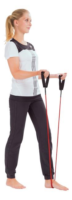Tube de fitness Sport-Thieme® Vert = facile, à l'unité