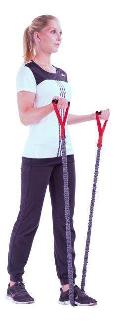 Tube Sport-Thieme® Premium Rouge = très difficile, 152 cm