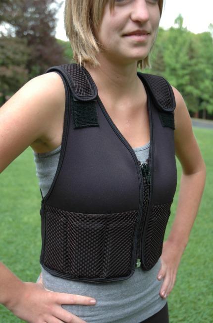 Veste lestée Ironwear® pour femme