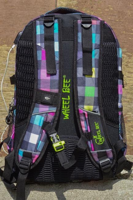 Wheel Bee® LED Rucksack Multicolour