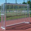 But pour aire de jeux Sport-Thieme®, entièrement soudé Profilé carré 80x80 mm, 300x200x60 cm