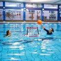 Panier de basket aquatique