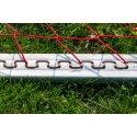 "Sport-Thieme Grossfeld-Fussballtor 7,32x2,44 m ""Safety"", mit freier Netzaufhängung SimplyFix"