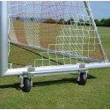 Dispositif de transport pour buts Pour profilé ovale 120x110 mm