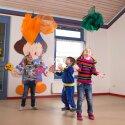 Foulard de jonglage/danse en voile de chiffon