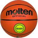 Ballons de basketball Molten® «Serie B900» B986 : taille 6