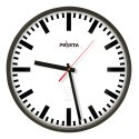Horloge murale radio pilotée Peweta® Cadran avec index