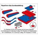 "Enste Physioform Reha Lagerungssystem ""PhysioForm-Grip"" 74x58 cm (Grösse I)"
