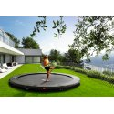 "Berg Sports Trampolin InGround ""Champion"" Randbezug Grau, ø 3,30 m"