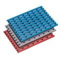 Tapis de piscine sur-mesure 60 cm, Bleu, 60 cm, Bleu
