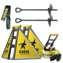 "Gibbon® Slackline-Set ""Independence Kit Classic"""