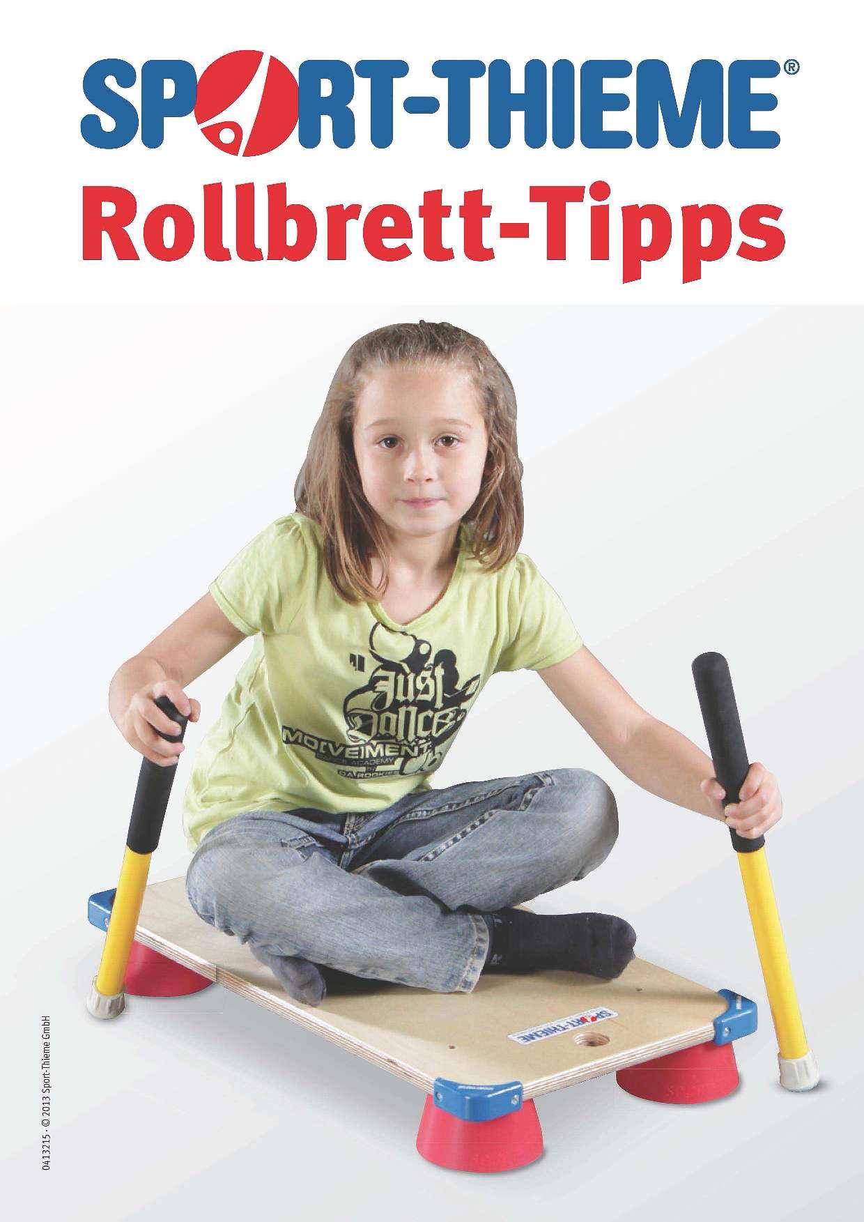 Sport-Thieme® Rollbrett Tipps