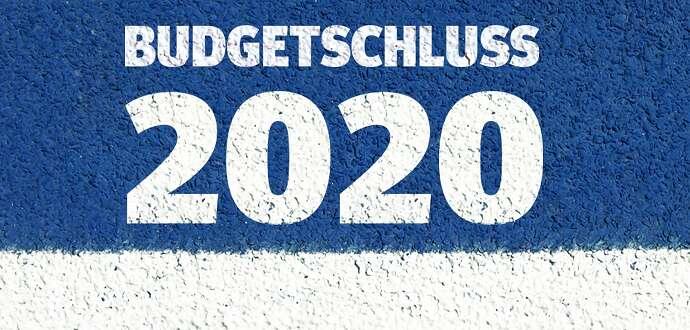 Jetzt Budget nutzen und profitieren