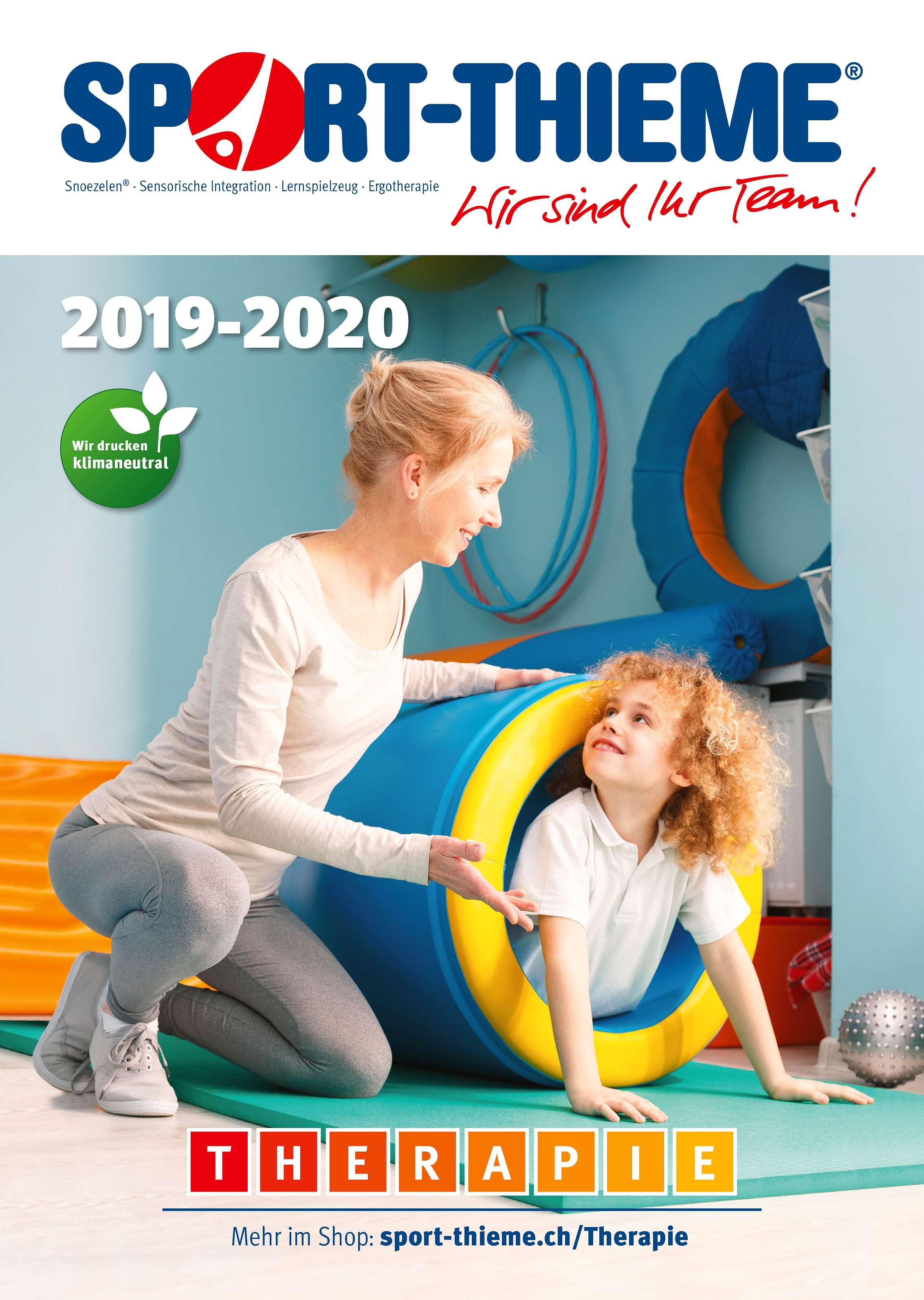 Sport-Thieme Therapie-Katalog als PDF