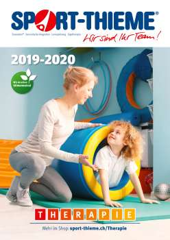 Sport-Thieme Therapiekatalog