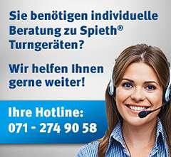 Ihre Hotline: 071 - 274 90 58