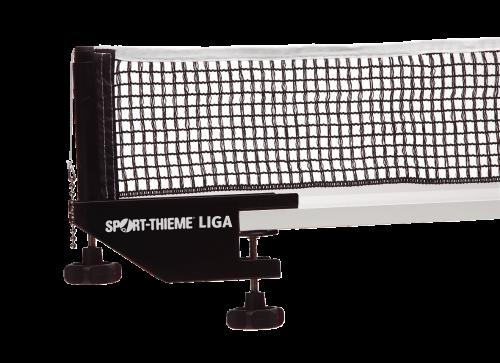 Ensemble poteaux + filet pour table de tennis de table Sport-Thieme « Liga »