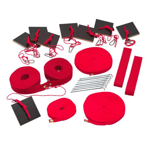 Kit de délimitation pour terrain de beach handball Sport-Thieme®