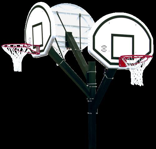"""Basketballanlage """"Triple Court"""""""