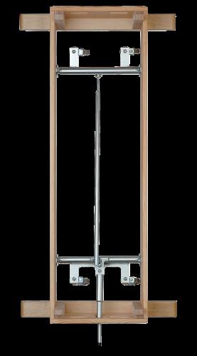 Sport-Thieme Dispositif de transport sur roulettes pivotantes pour mini plinths «Vario»