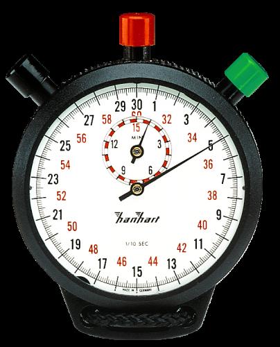 Chronomètre Hanhart « Amigo » – Le classique
