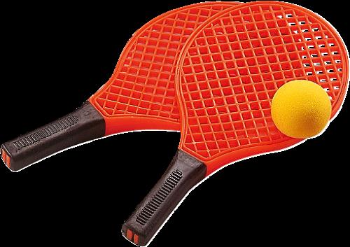 Jeu de mini-tennis