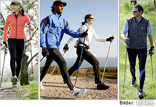 Nordic Walking - Volkssport Nr. 1