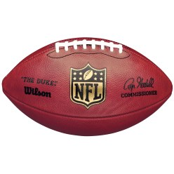"Wilson® Football Game Ball ""The Duke"""