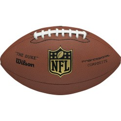 Ballon de football américain Wilson® NFL « The Duke » Replica