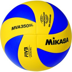 Ballon de volley Mikasa® « MVA 350SL Light »
