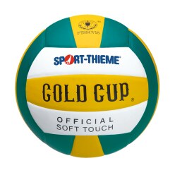 Ballon de volley Sport-Thieme « Gold Cup »